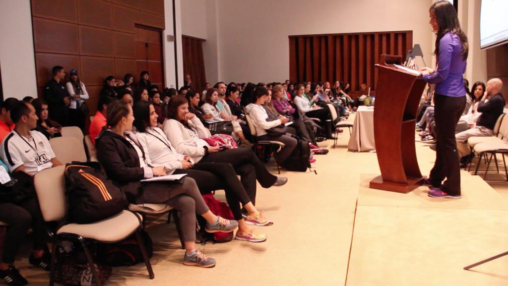 Apertura Primer congreso internacional de pilates colombia