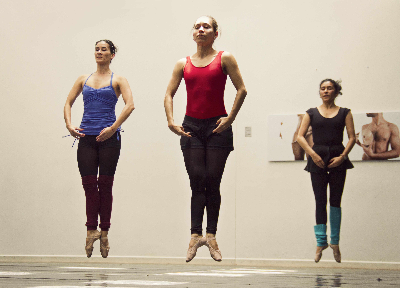 salto bailarines