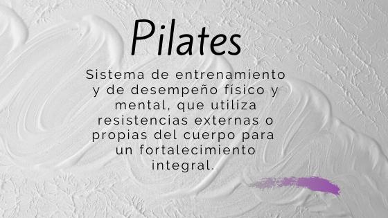 Pilates definición